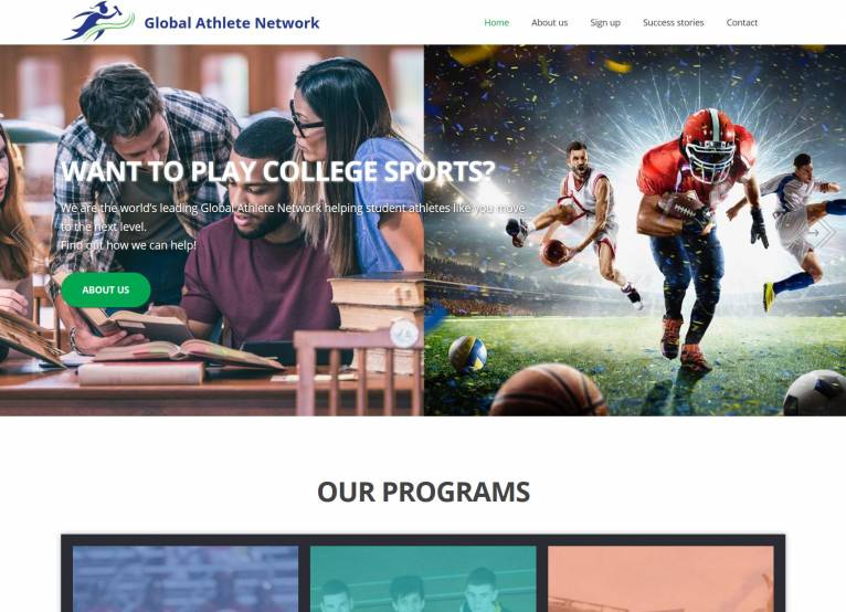 Global Athlete Network