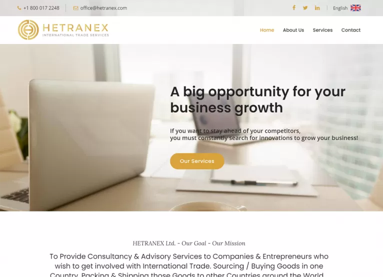 Hetranex Ltd.